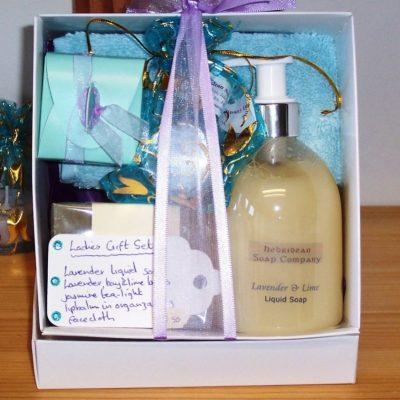Lavender Blue Gift Set
