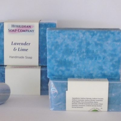 Products | Hebridean Soap Company