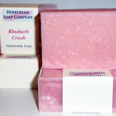 Rhubarb Crush Soap Bar