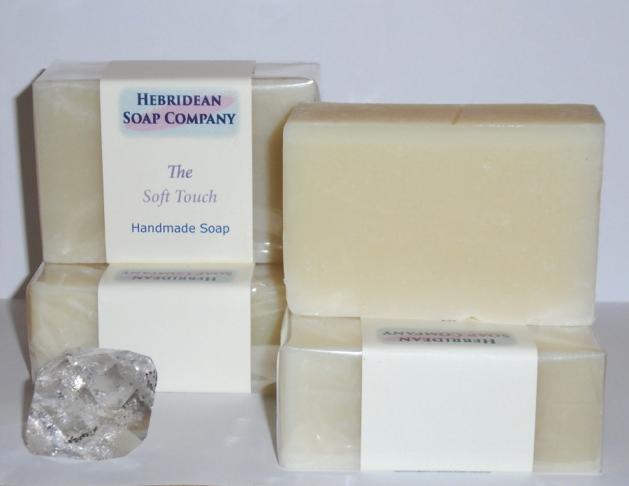 The Soft Touch soap bar